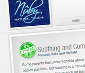Natural Touch Website